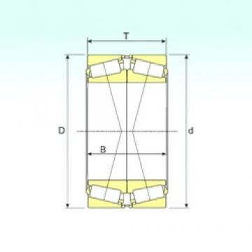ISB 30232J/DF tapered roller bearings